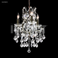 Crystal Charleston Mini Chandeliers