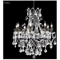 Bronze Crystal Charleston Chandeliers