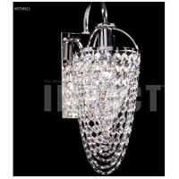 James R. Moder 40714S11 Contemporary 1 Light Silver Wall Sconce Wall Light