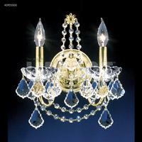 James R. Moder 40905S00 Regalia Collection 5 Light 20 inch Silver Chandelier Ceiling Light
