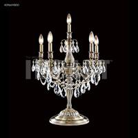 James R. Moder 40966MB00 Table & Floor Lamps Collection 27 inch 60 watt Monaco Bronze Table Lamp Portable Light