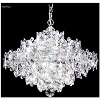 James R. Moder 91339S22 Continental Fashion 37 Light 34 inch Silver Chandelier Ceiling Light