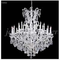 Maria Theresa 25 Light 46 inch Gold Lustre Chandelier Ceiling Light, Grand