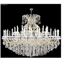 James R. Moder 91760GL0T Maria Theresa 49 Light 77 inch Gold Lustre Chandelier Ceiling Light Grand