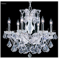 James R. Moder 91806GL0X Maria Theresa 6 Light 23 inch Gold Lustre Chandelier Ceiling Light Grand