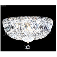 Prestige 12 Light 18 inch Silver Flush Mount Ceiling Light