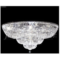 James R. Moder 92336S11 Prestige 24 Light 36 inch Silver Flush Mount Ceiling Light