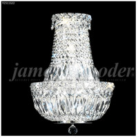 Silver Crystal Prestige Wall Sconces