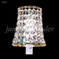 James R. Moder 92766G11 Clip-on Gold 4 inch Shade