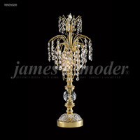 James R. Moder 93501G00 Zoe 20 inch 60.00 watt Gold Boudoir Lamp Portable Light