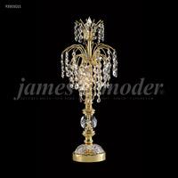 James R. Moder 93501G11 Table & Floor Lamps Collection 20 inch 60 watt Gold Boudoir Lamp Portable Light