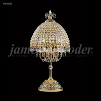 James R. Moder 93531G00 Table & Floor Lamps Collection 34 inch 60 watt Gold Table Lamp Portable Light