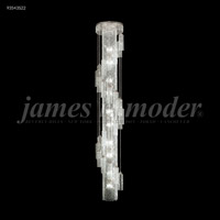 James R. Moder 93543S22 Contemporary 30 Light 16 inch Silver Entry Chandelier Ceiling Light