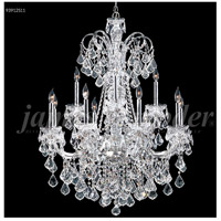 James R. Moder 93912S11 Maria Elena 12 Light 33 inch Silver Chandelier Ceiling Light