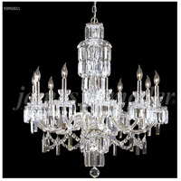 James R. Moder 93950S11 Buckingham 10 Light 33 inch Silver Chandelier Ceiling Light