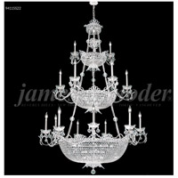 Princess 64 Light 48 inch Silver Entry Chandelier Ceiling Light