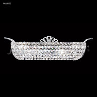 James R. Moder 94118G11 Princess Collection 4 Light Gold Vanity Bar Wall Light