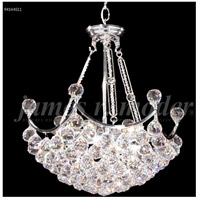 Jacqueline 9 Light 19 inch Silver Chandelier Ceiling Light