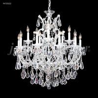 James R. Moder 94735GL22 Maria Theresa 16 Light 31 inch Gold Lustre Chandelier Ceiling Light Royal