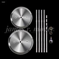 James R. Moder 94839S18 Tekno Mini Silver Rod Suspension Kit