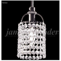 James R. Moder 94840S2B Tekno Mini Collection 1 Light 4 inch Silver Pendant Ceiling Light