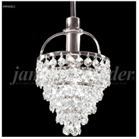 James R. Moder 94940S11 Tekno Mini 1 Light 5 inch Silver Mini Pendant Ceiling Light