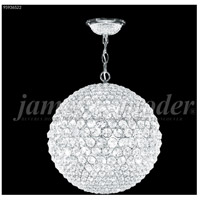 James R. Moder 95936S22 Sun Sphere Collection 15 Light 20 inch Silver Chandelier Ceiling Light