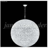 James R. Moder 95940S00LED Sun Sphere LED 40 inch Silver Chandelier Ceiling Light
