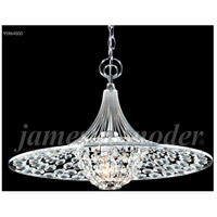 James R. Moder 95964S00 Contemporary Collection 3 Light 17 inch Silver Pendant Ceiling Light
