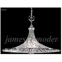 James R. Moder 95967S00 Contemporary Collection 3 Light 26 inch Silver Pendant Ceiling Light