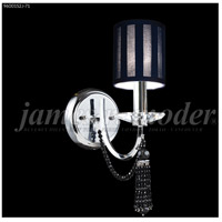Silver Crystal Tassel Wall Sconces