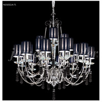 James R. Moder 96010S22-95 Tassel 21 Light 35 inch Silver Chandelier Ceiling Light