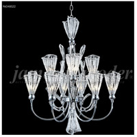 James R. Moder Silver Jewelry Chandeliers