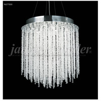 James R. Moder 96177S00 Continental Fashion 9 Light 28 inch Silver Chandelier Ceiling Light