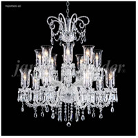 James R. Moder 96269S00-60 Venetian 16 Light 39 inch Silver Chandelier Ceiling Light