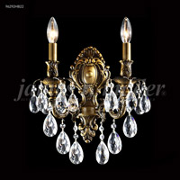 Crystal Nova Paris Wall Sconces