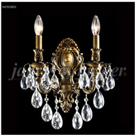 James R. Moder 96292HB22 Nova Paris Collection 2 Light Honey Bronze Sconce Wall Light