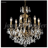 Honey Bronze Cast Brass Chandeliers