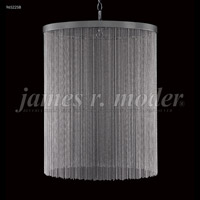 James R. Moder 96522-45 Signature Veil Frame Chandelier Veil