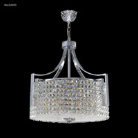 James R. Moder 96634S00 Contemporary Collection 12 Light 25 inch Silver Chandelier Ceiling Light