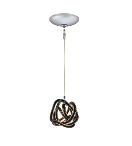 Jesco kit qap405 bksn envisage vi 1 light 6 inch satin nickel mini jesco kit qap405 bksn envisage vi 1 light 6 inch satin nickel mini pendant ceiling light in black knot aloadofball Choice Image