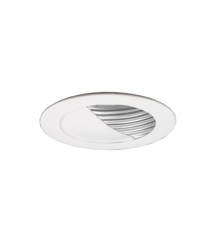 Jesco TM404WHWH Signature White Recessed Lighting Trim photo thumbnail
