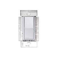 Jesco DS-DV-TV-WH LED Flexible Linear White Wall Dimmer Switch