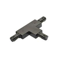 Jesco H1TP-BK H-Type Black T Connector Adjustable
