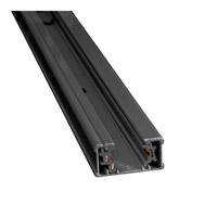 Jesco H1TR4-BK H-Type Black Single Circuit Track Ceiling Light