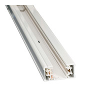 Jesco H1TR2-WT H-Type White Single Circuit Track Ceiling Light
