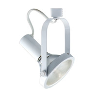 Jesco Classic 1 Light Track Lighting in White HHV238WH