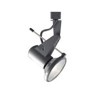 Jesco HHV330SC Deco 1 Light 120V Satin Chrome Track Lighting Ceiling Light