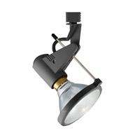 Jesco HHV338SC Deco 1 Light 120V Satin Chrome Track Lighting Ceiling Light