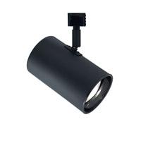 Jesco HHV630BK Classic 1 Light 120V Black Track Lighting Ceiling Light